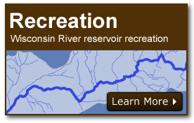 Wisconsin River Reservoir Recreation